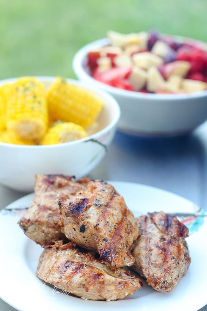 Delicious Ginger and Citrus Chicken Marinade Recipe