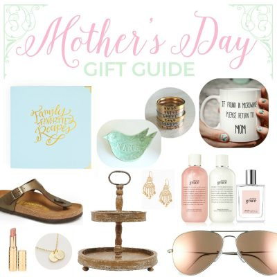 Mother's Day Gift Guide – my wishlist & faves!