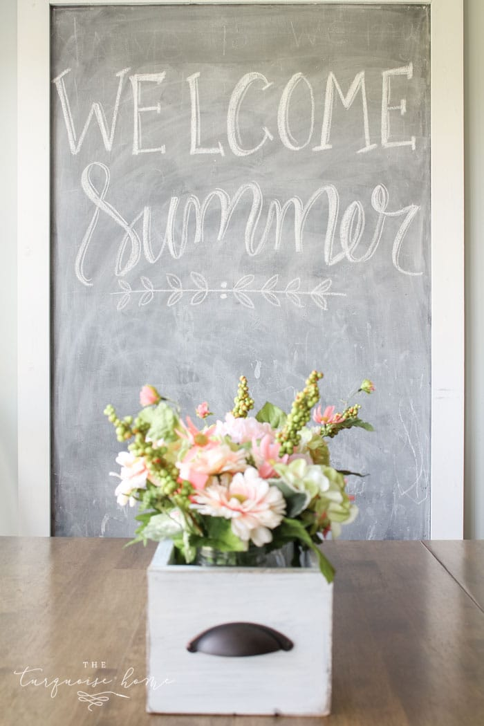 Sweet and Gorgeous Simply Summer Home Tour