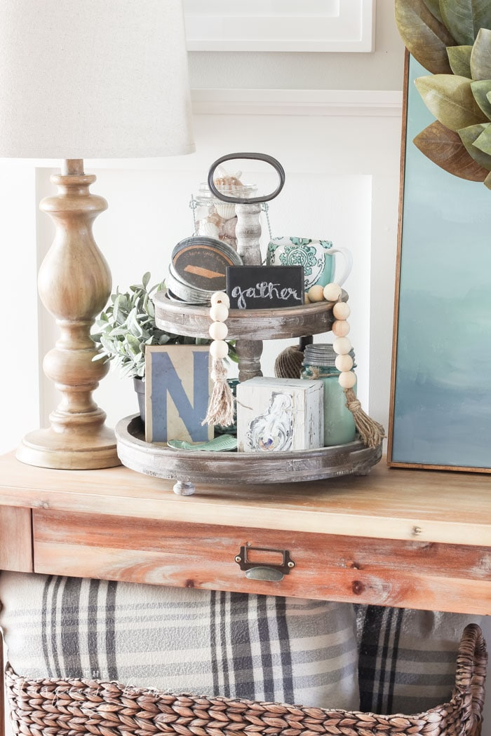 Farmhouse Tiered Stands For Every Budget