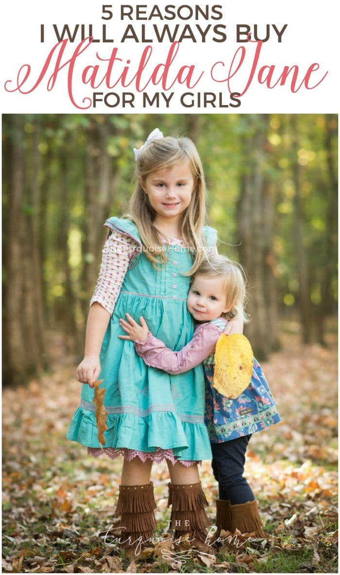 68288dc690b82 Matilda Jane: Why I Love this Boutique Clothing Line for my Girls