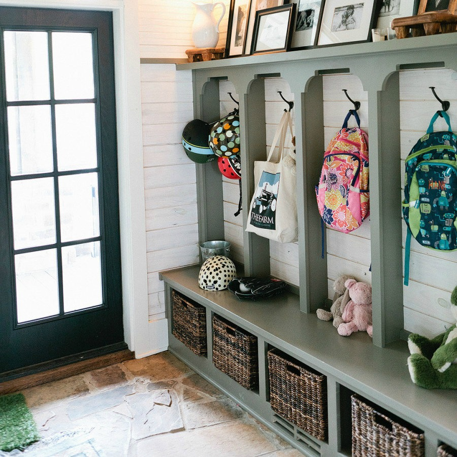10 Best Mudroom Ideas