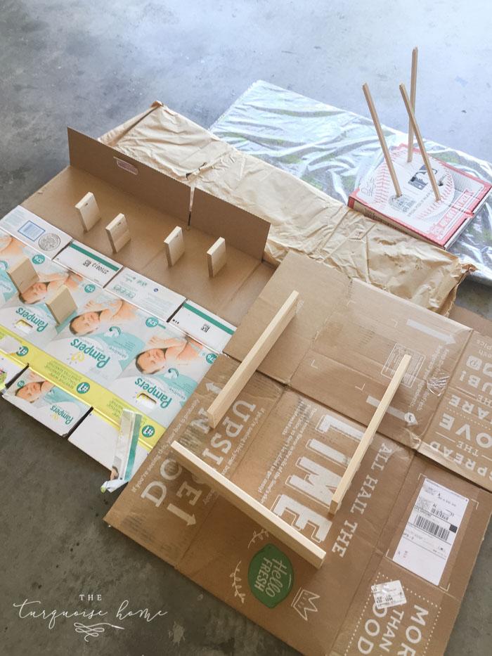 Ikea Spice Racks As A Bookshelves The Turquoise Home