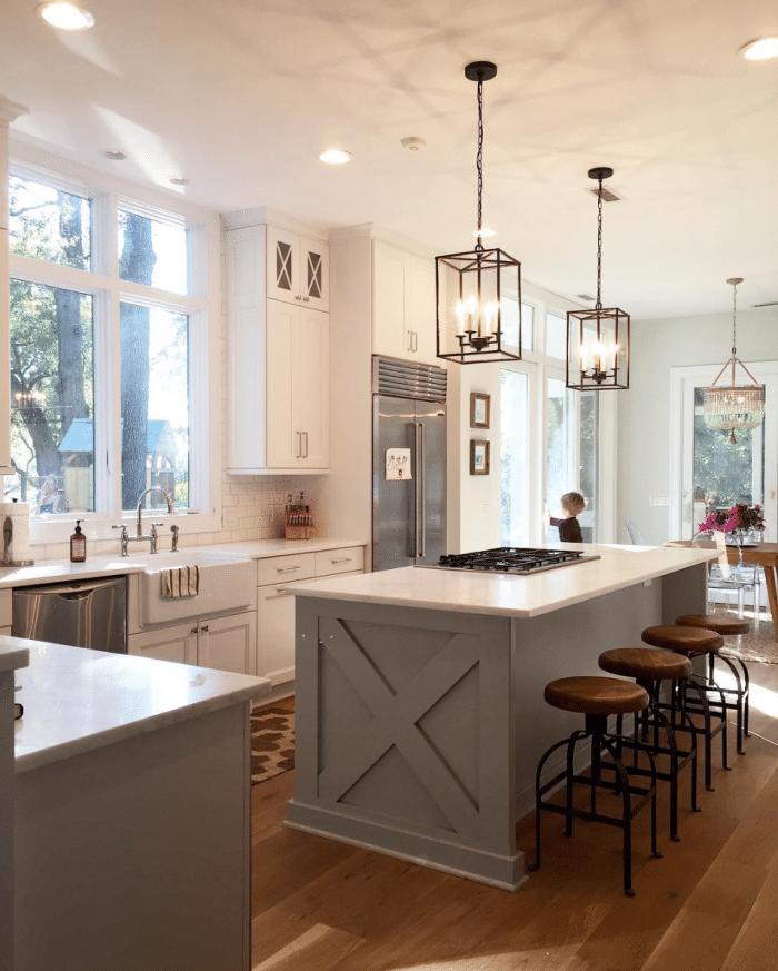 12 Inspiring Kitchen Island Ideas: 14 Colorful Kitchen Island Ideas