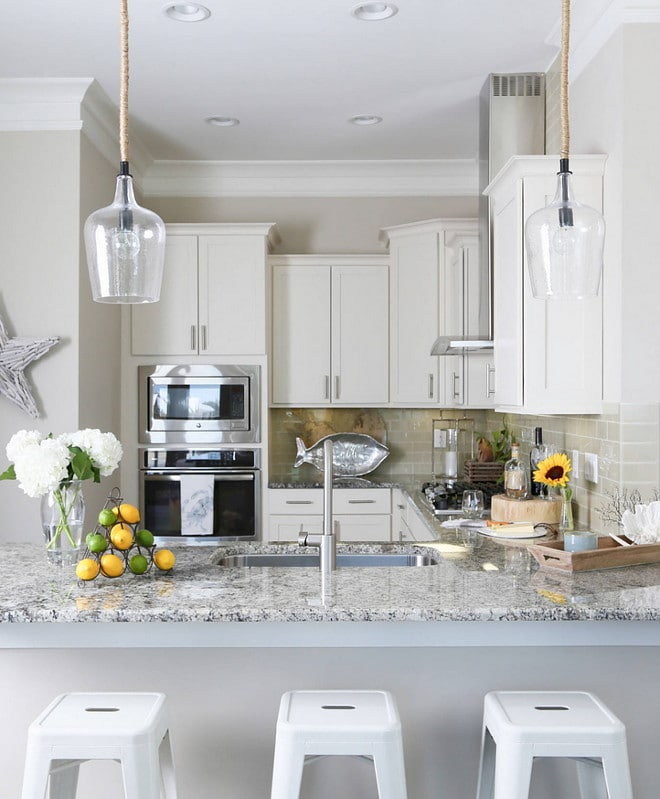 Off White Kitchen Cabinets Vs White: How To Choose The Best White Paint Color