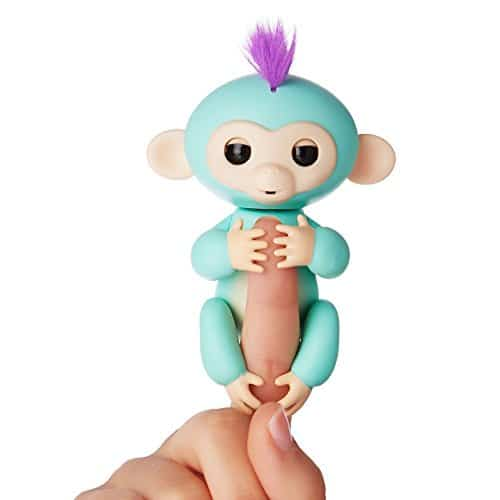 The Fingerlings interactive baby monkey makes a super cute (and coveted) gift for elementary-aged girls!