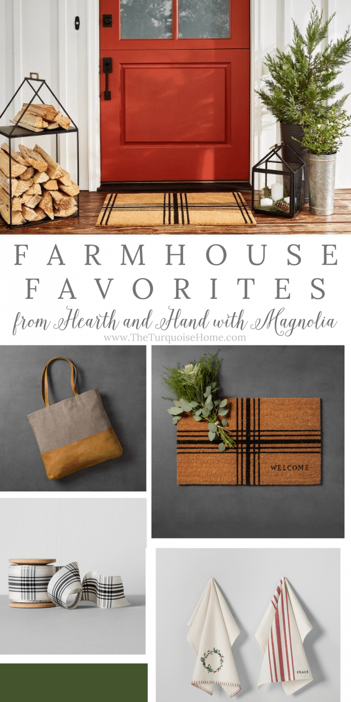 Farmhouse favorites from the Hearth and Hand with Magnolia Collection