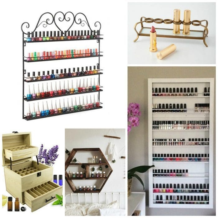 Essential Oils display cases make life so much more organized! Got an oiler on your holiday gift list? Then I've got you covered! Top gifts for the essential oil lover.