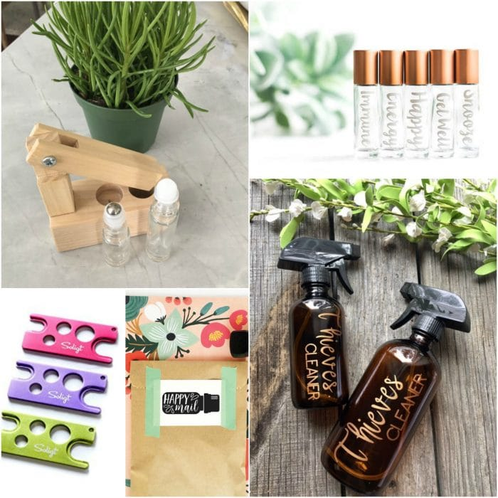 Essential Oils accessories make life so much easier! Got an oiler on your holiday gift list? Then I've got you covered! Top gifts for the essential oil lover.