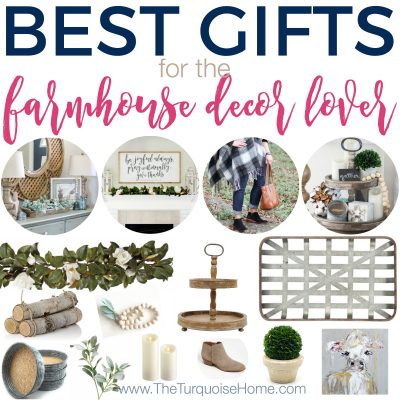The Best Gifts for the Farmhouse Decor Lover