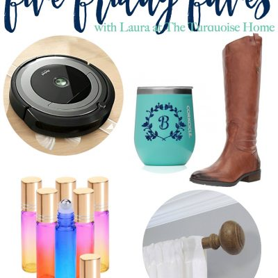 Favorite Christmas Gifts {Five Friday Faves: Episode 2}