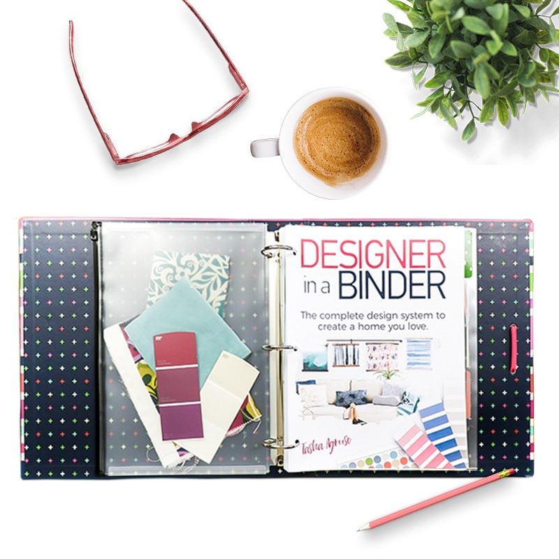 Designer in a Binder