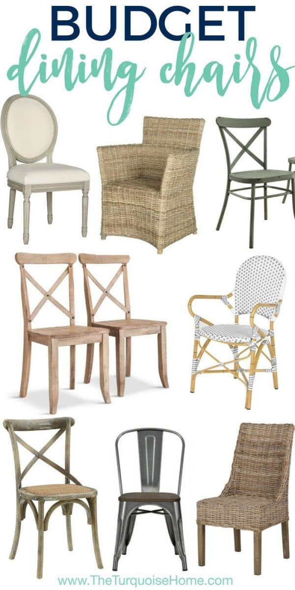 Best Dining Chairs On A Budget! Right Here!! | Budget Dining Chairs |