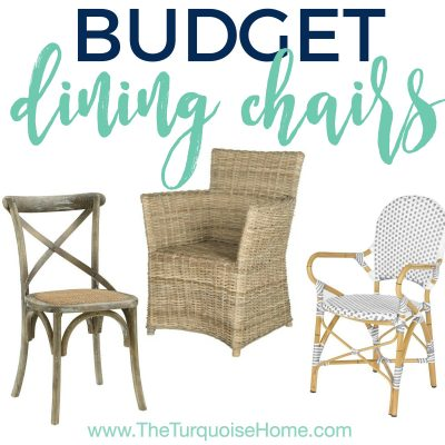 The Best Dining Chairs on a Budget