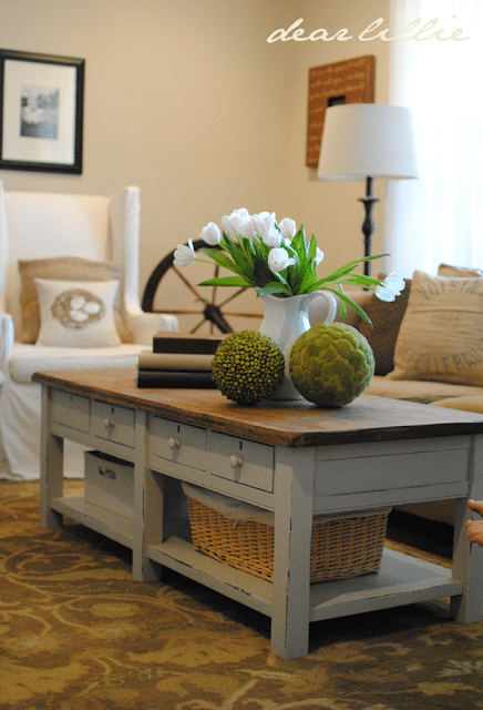 6 Tips For How To Decorate A Coffee Table The Turquoise Home