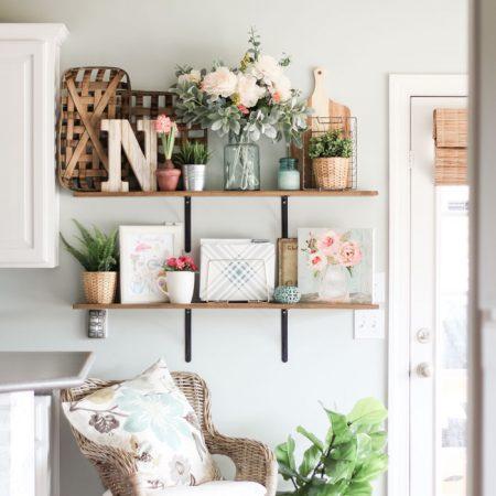 Budget-Friendly DIY Shelving Ideas for Your Home