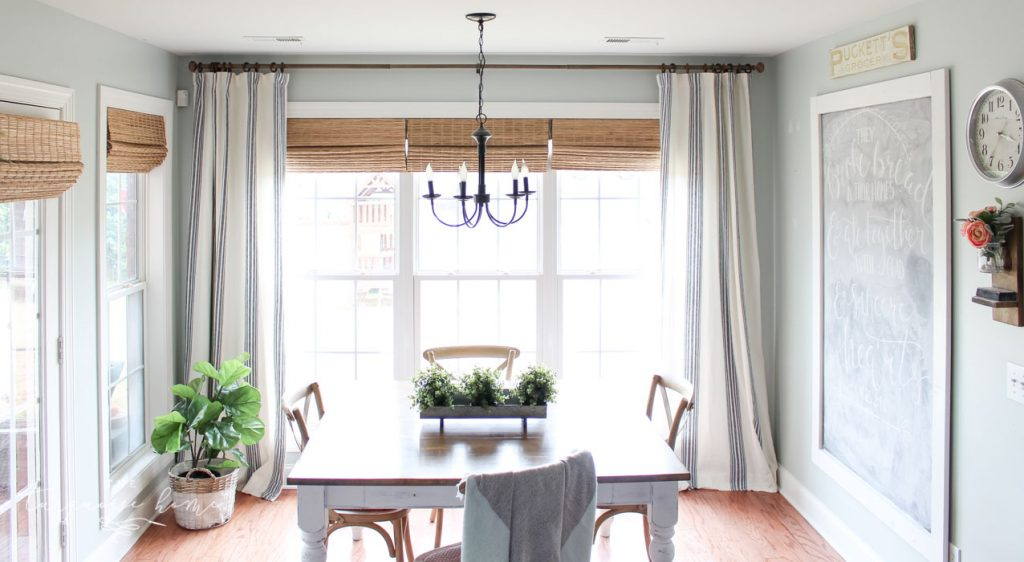 Change out your curtains and drapes in the summer | How to Get Your Home Ready for Summer