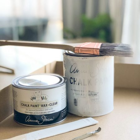 How to Use Annie Sloan Chalk Paint® {beginner tutorial}