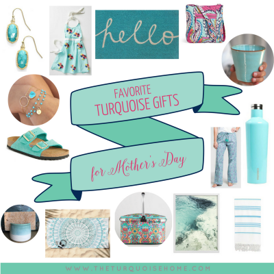 Top Turquoise Gift Ideas for Mother's Day