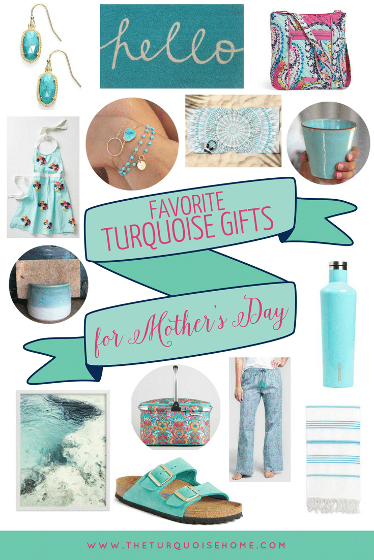 Top Turquoise Gift Ideas for Mother\u0027s Day