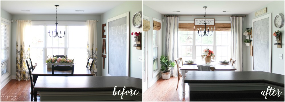 Gorgeous Kitchen Makeover Before and After! | Kitchen Before and After | Kitchen Makeover Ideas | DIY Kitchen Makeover | Kitchen Remodel Before and After