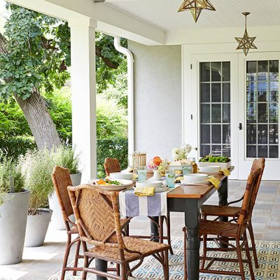 Inspirational Front Porch Decorating Ideas