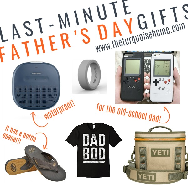 Last-Minute Father's Day Gift Ideas!
