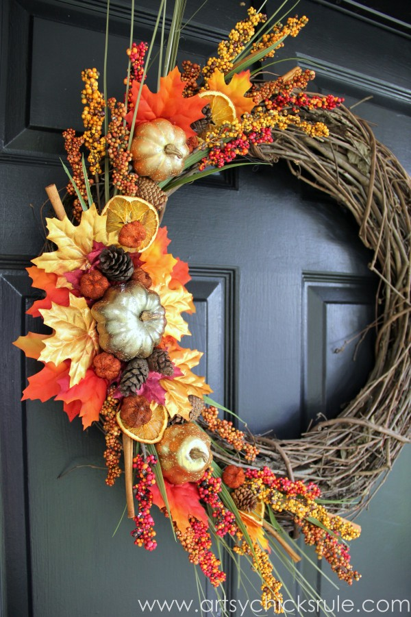 Classical Fall Wreaths