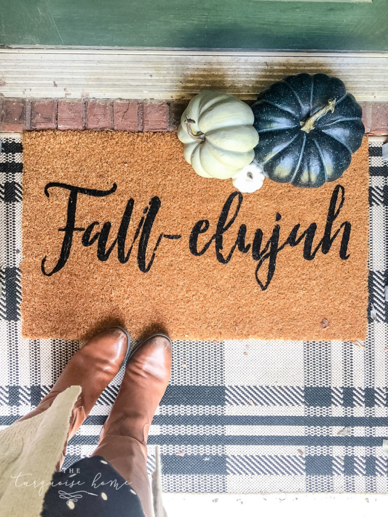 Fall Doormats | Fall Doormat Ideas