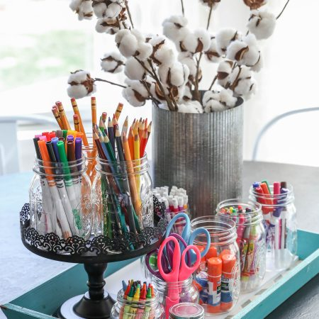 Back to School Organization Tips {to keep parents sane}