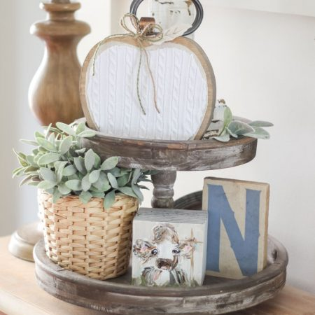 13 Adorable Wooden Pumpkins for Any Budget