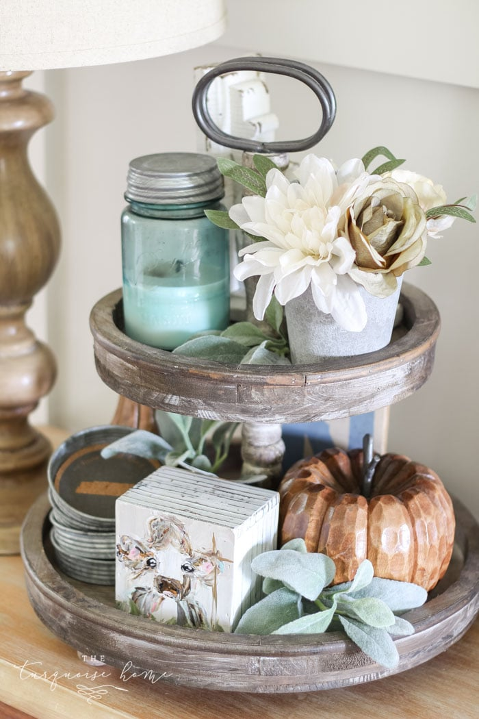 Budget-Friendly Fall Decor Tips & Fall Home Tour