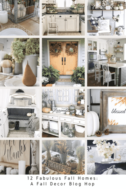 Fall Home Tours 2018