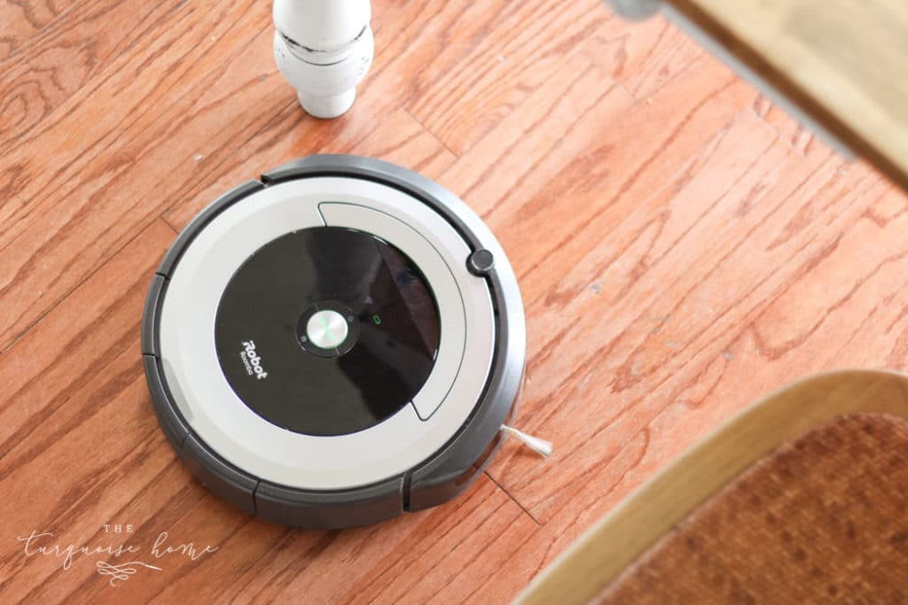 Control your iRobot Roomba with voice command and Amazon Echo's Alexa.