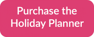 purchase button for the Holiday Planner