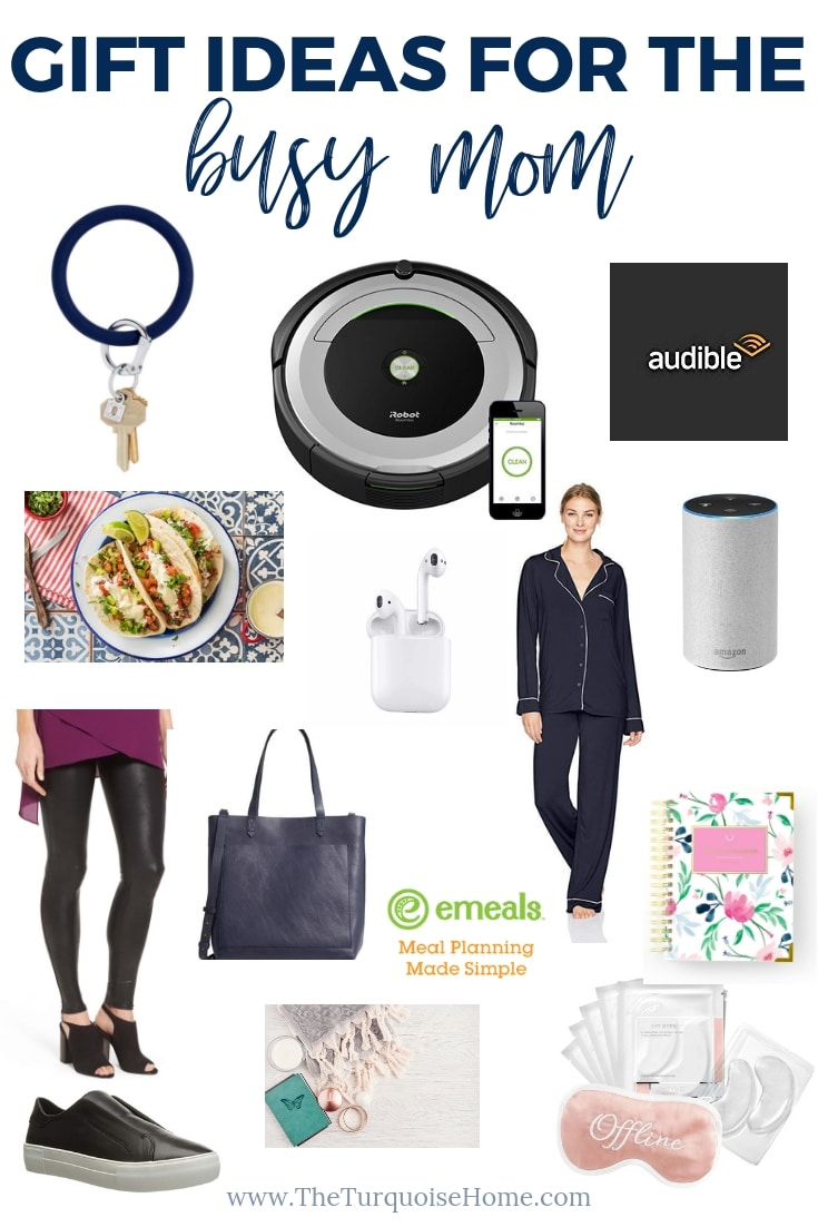 Gift Ideas for the Busy Mom | The Turquoise Home