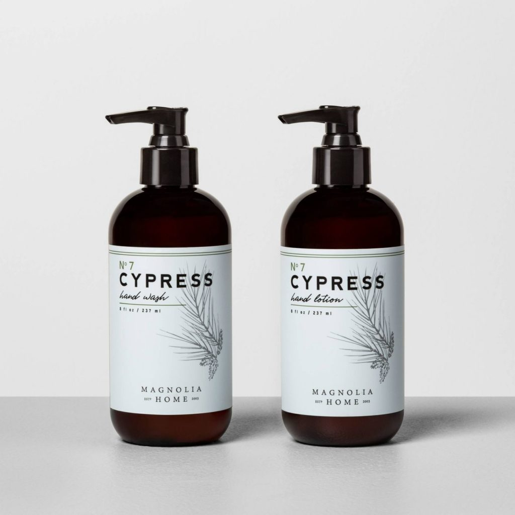 Hand soap and hand lotion gift set for host and hostess gift ideas!