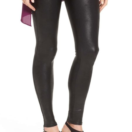 Gift Ideas for the Busy Mom - Faux Leather Leggings