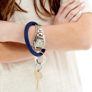Gift Ideas for the Busy Mom - the O-Venture Key Ring that acts as a bracelet