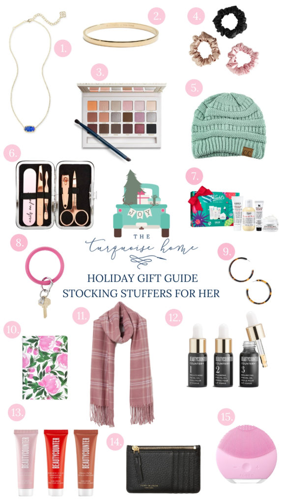 Stocking Stuffer Ideas for Her - something for every budget!