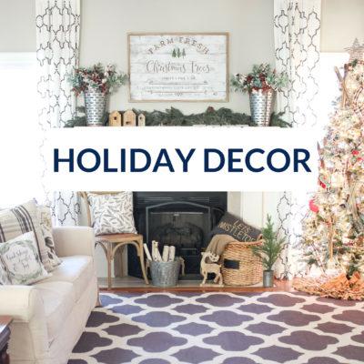 Christmas Decor, DIYs, Crafts & More!