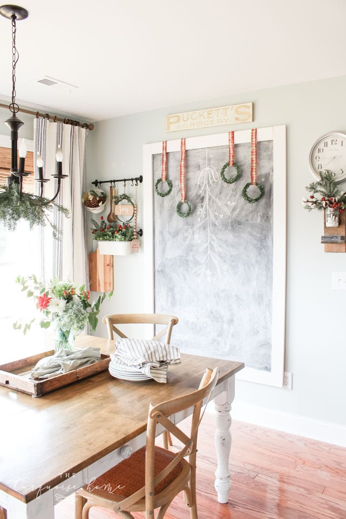 Christmas Kitchen 2018 with 40+ more Christmas Home Tours!