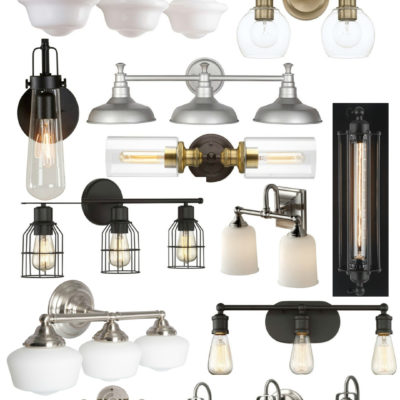 Affordable Bathroom Lighting-4