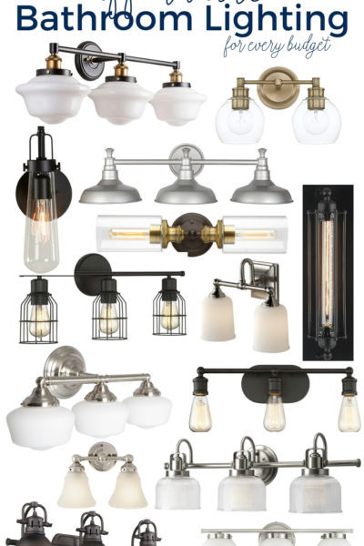 Affordable Bathroom Lighting-4