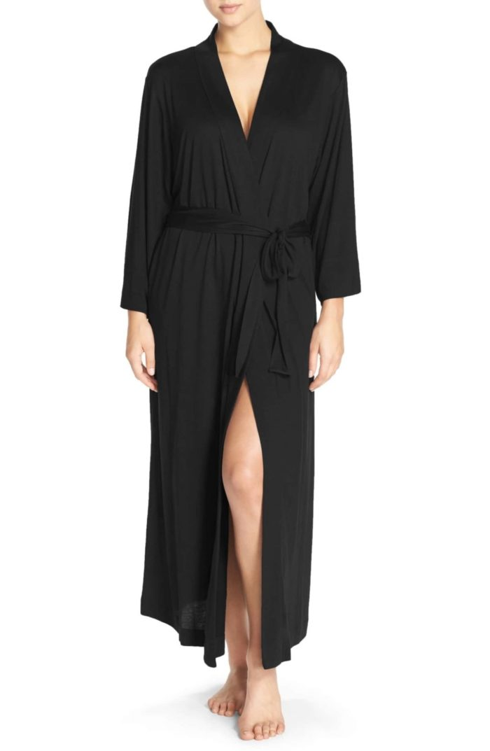 January Favorite - my Natori robe