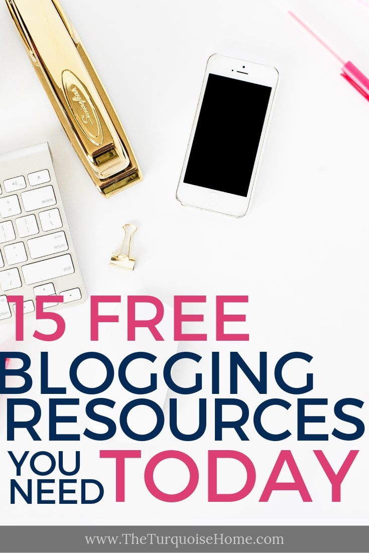 15 Free Blogging Resources, Tips, Tools & Guides YOU NEED today!