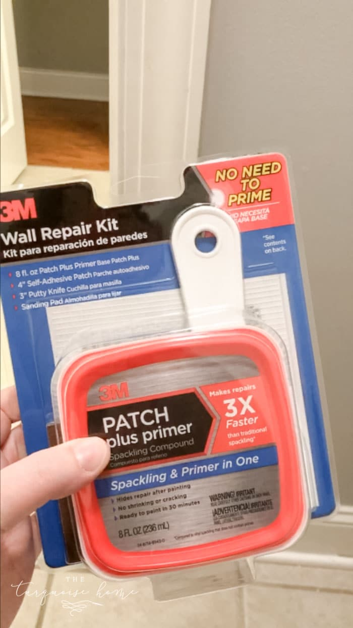 How to Patch a Hole in Drywall | Drywall Repair Kit