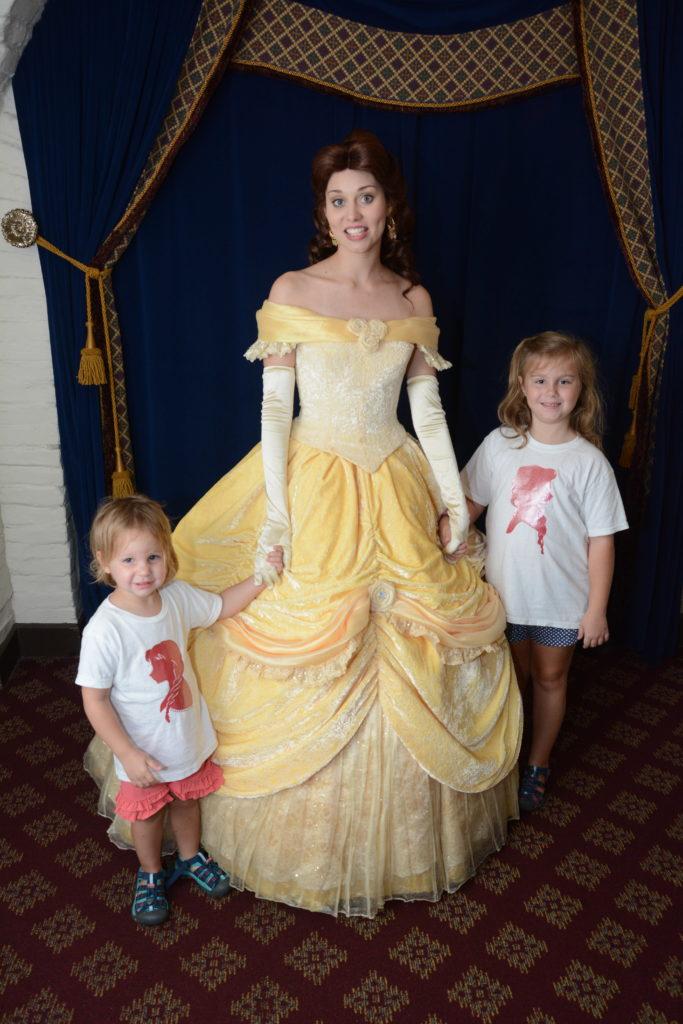 Breakfast with Disney Princess Belle