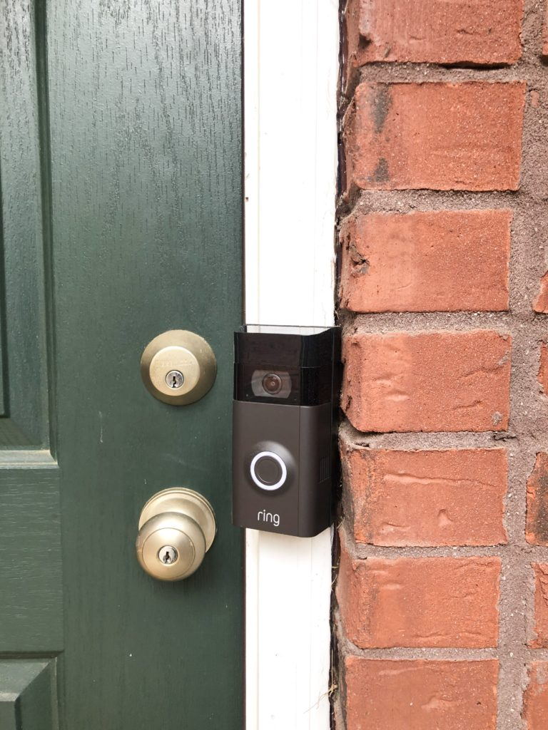 The Ring Doorbell is amazing! Love how easy it was to install and how we can keep an eye on our home even when we're not there. Ring Doorbell Review