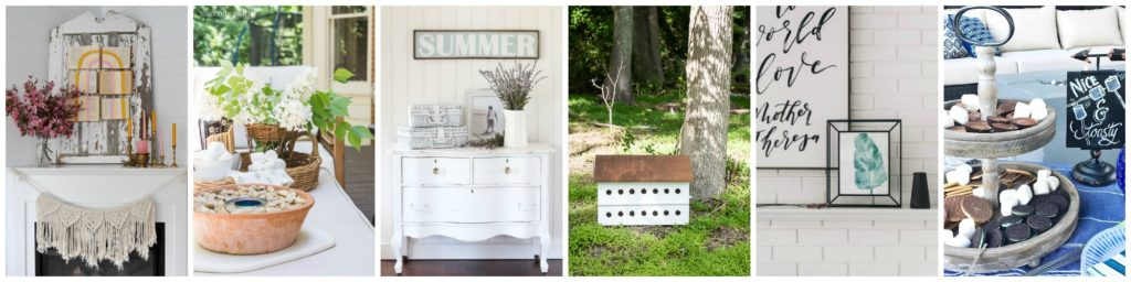 20 Fabulous Summer DIY ideas Seasonal Simplicity series 1